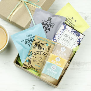 Tea Lover's Natural Gift Set - gift sets