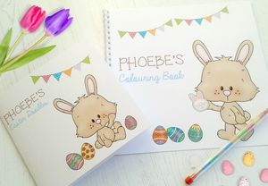 Easter Bundle - colouring books