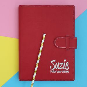 Personalised 'Follow Your Dreams' Diary - diaries