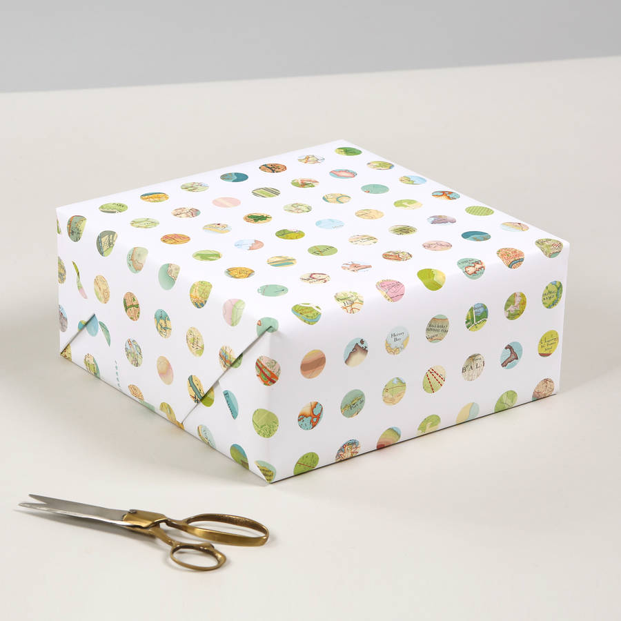 Luxury Gift Wrap, Boxes and Bags | notonthehighstreet.com