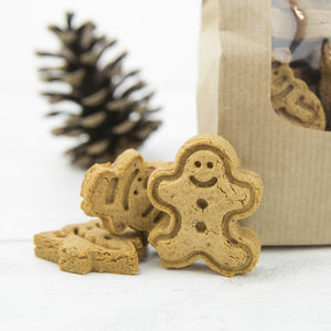 Christmas Gift Dog Treats - dogs