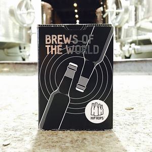 The Beer Card Game Deck - little extras