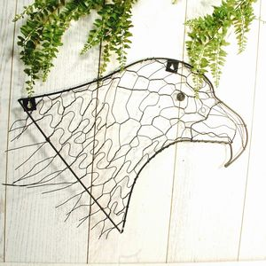 Garden Wall Art Or Plant Frame Eagle - new in garden