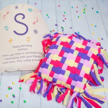 Personalised Make Your Own Pillow Kit
