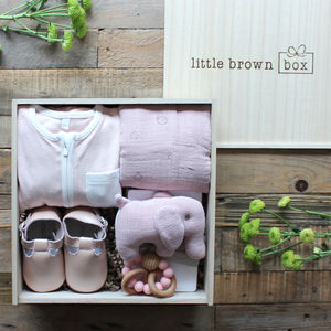 The Ultimate Blush Box - baby care