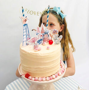 Create Your Own Tea Party Cake Baking Activity Kit