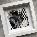 Father's Day Dad/Daddy/Dada Clay Photo Frame