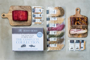 New Homemade Curing Kit…Complete Collection - gifts for him