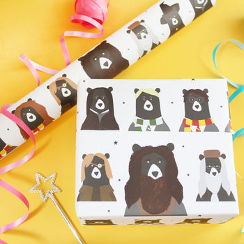 Magical Bears, Wrapping Paper
