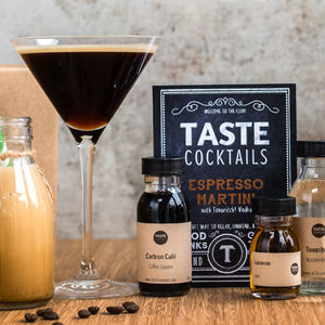 The Espresso Martini Mini Kit - best gifts for her