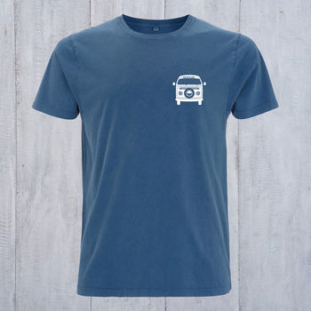 Personalised Camper Van T Shirt