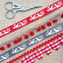 Love Bird Ribbon And Trim Collection
