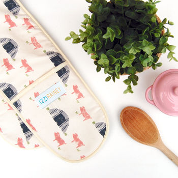 Pig Sty Oven Gloves