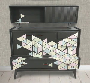 The Geo Sideboard