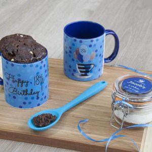 18th Birthday Mug Cake Gift Set