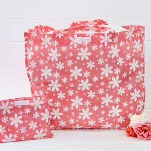 Extra Large Foldaway Shopping Bag