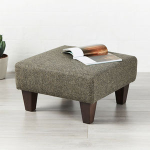 Franklin Square Footstool - furniture