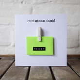 Personalised Mini Envelope Money Cash Gift Card - cards