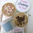 Birthday Cookie Dough Pick 'N' Mix Four Pack