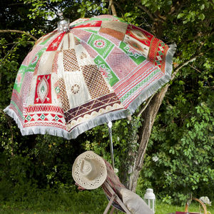 Indian Wedding Garden Parasol - parasols & windbreaks