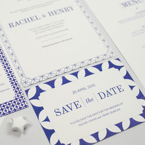 Henry Save The Date