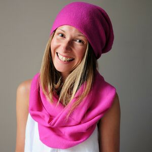 Cashmere Infinity Scarf Snood
