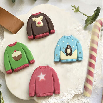 Chocolate Christmas Jumpers