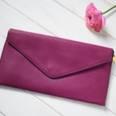 Personalised Clutch Bag - summer shop