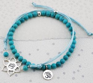 Selection Silver Yoga Bracelets