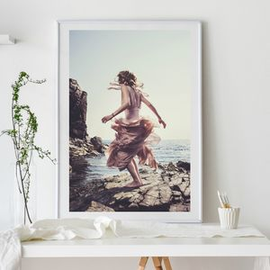 Distant Shore Photography Art Print