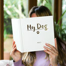 Personalised My Dog And Puppy Photo Journal Memory Book