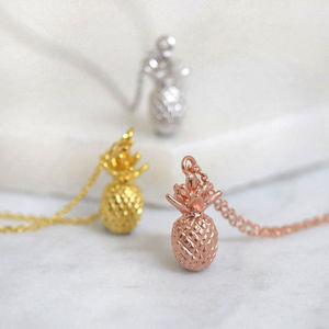 Pineapple Necklace - new in jewellery