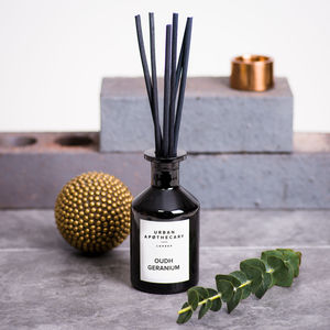 Luxury Hand Poured Glass Diffuser - brand new sellers