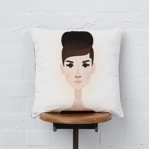 Audrey Velvet Scatter Cushion - new in baby & child