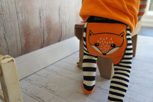 Fox Leggings - clothing