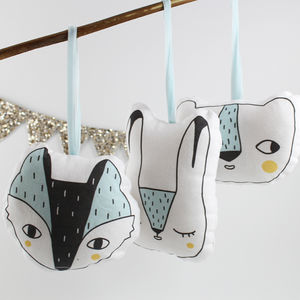 Arctic Animal Hanging Decoration