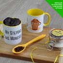 My Stepdad Cake Monster Chocolate Mug Cake Kit