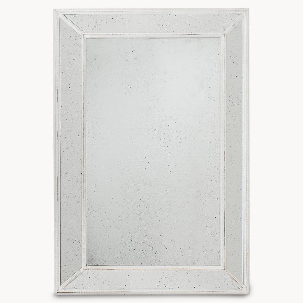 wilton vintage mirror by one.world | notonthehighstreet.com