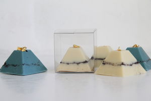 Chocolate Pyramid Wedding Favours