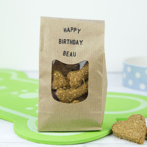 Celebration Birthday/Gotchaday Gift For Dogs - dogs