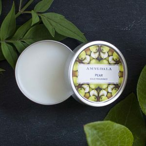 Pear Solid Perfume - fragrance