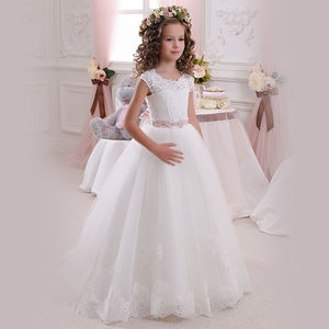 Olivia ~ Flowergirl Dress
