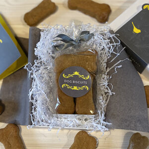 Luxury Dog Biscuit Box