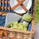 Personalised Luxury Two Person Picnic Hamper