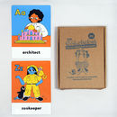Children's Galphabet Flash Cards