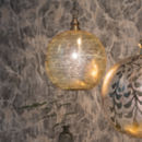 Filisky Ball Pendant Light Gold