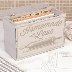 Homemade With Love Recipe Store - kitchen accessories