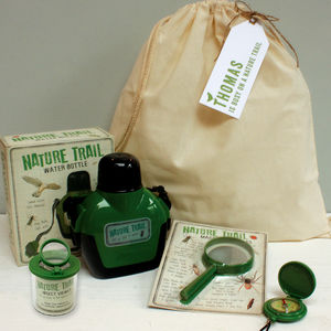 Nature Trail Adventure Kit - personalised gifts