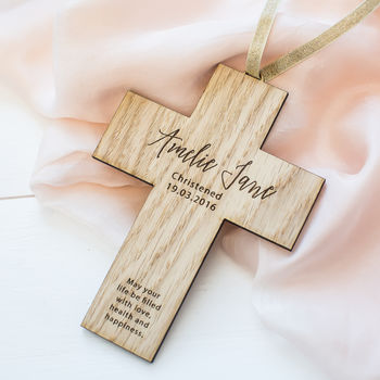 Personalised Christening Gift