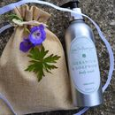 Love Geranium: Organic Body Wash And Bath Soak Duo